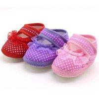 First Walkers ARLONEET Baby Booties Born Lace Girls Sole Soft Warm Pre-casual Casual Crib Shoes Footwear Schoenen