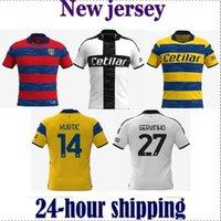 2021 2022 Parma Calcio Soccer Jerseys 21 22 Accueil Darmian Gervinho Inglese Kucka Karamoh Chemises de football Maillot de Fuol