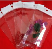 2021 10*18cm 200Pcs  Lot Clear Soft Plastic Storage OPP Poly Bag For Cell Phone Case Retail Package Pouch For Mobile Phone Case