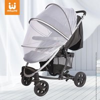 Stroller Parts & Accessories Universal Baby Mosquito Net Summer Mesh Insect Protection For Kid Pushchair Anti-Bug Netting Infant Pr