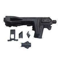 CAA Micro Roni Carbine Kit för G17 Airsoft Leksaker Använd endast Folding Stock Pistol-Carbine Conversion Kits