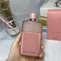 공장 직접 매력적인 향수 공기 청정기 여성 향수 90ml 핑크 죄책감 사랑 에이션 오 드 Parfum Poue Femme 고품질 빠른 배달