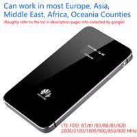 150 Мбит / с разблокированы Huawei E5878S-32 LTE карманный беспроводной Wi-Fi мобильный маршрутизатор 4G портативный Hotspot E5878