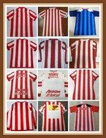 레트로 2008 110th 115 년 2021 2022 치바 스 축구 유니폼 Aniversario DePortivo Guadalajara e.lopez 115 긴 소매 축구 셔츠