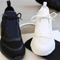 2021 b21 черный белый роскошный дизайнерские туфли тренер повседневная обувь мужчина женщина носки сапоги с коробкой stret-Щитья раса бегун кроссовки высочайшего качества