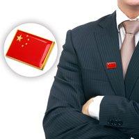 Fashion World Flags Воротник Ослаждается Pin Badge Броши Орнамент Китая США Япония Корея Юго-Восточная Азия Страна