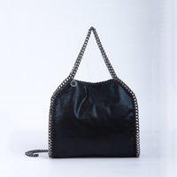 LVLOUISBAGVITTONLV PVC Hasp Sling Leather Shopping Mccartney Women Pp0m Stella Three Metals Size Soft Small 25*26cm Bag Hfkil