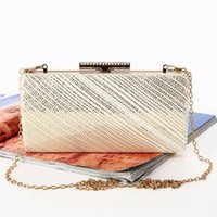 Bag, Dinner Evening New Woven Makeup Ladies Hand-held Cross-border Lace Female Clutch Mlctp