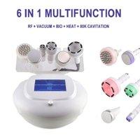 Profesjonalne ultradźwiękowe 80k Cavitation Vacuum 5d Multipolor RF Maszyna do odchudzania Maszyny tłuszczowe