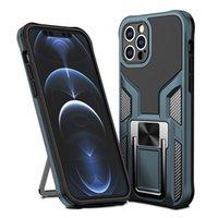 헤비 듀티 Shockproof Kiksst Tlugged Air Armor iPhone 12 11 Pro Max XR XS 8 7 Samsung S21 S20 Note20 Plus Ultra Huawe