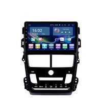 Car Multimedia Video Player Navigation Gps Radio Android-10 FOR TOYOTA VIOS-2018 with WIFI Bluetooth Touch screen Head Unit
