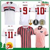 Sao Paulo 2021 Dani Alves Soccer Startseite 3. 3. Trikots 21 22 COUTINHO Vinicius Torhüter Fußballshirts