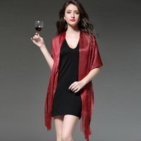 Scarves Spring Summer Women Scarf Fashion Solid Stoles Tassels Long Size Beach Female Shawls Neck Wrap Pure Hijab