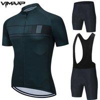 Nouveau cyclisme Vêtements de VTT Vêtements de VTT Humidité Absorption de l'humidité et Perspiration Sports de plein air
