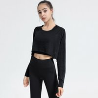 Outfits Legging Style Autumn and Winter Sports Stand collar Jacket lu Womens Slim Fit Elastic lulu Yoga Clothes Zipper Outdoor Running Fitness Casual Long-Sleeved