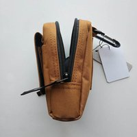 Diaper Bags Hanging Bag Keys Cards Pocket Change Purse Wallet Canvas Travel Money Unisex Handbag Waterproof