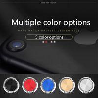 CD Металлический палец кольцо держатель мобильных телефонов стойки стенты кронштейн для iPhone 12 11 Pro 7 8 x XR XS Samsung Android