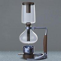 Siphon Coffee Pot Fabricante de vidro fabricante de vidro doméstico Sifon