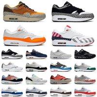 1 x Atmos  para hombre Zapatillas para correr 87 Zapatillas de deporte 87s Aniversario OG Leopard Lo que el  deportes zapatillas de deporte Tamaño 36-45 Envío gratis