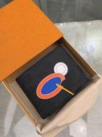 السيدات Zippy محافظ بطاقة الائتمان عملة محفظة الحقيبة Borsa di lusso جلد طبيعي محفظة Empreinte المستقيم Verso Portefeuille حامل N64439 N64438 N64443