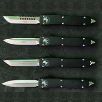 Micro Knife High Quality D2 Blade UL Aluminum Handle Outdoor Self Defense Camping Knives EDC Tool