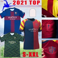 2021 Huesca Futbol Formaları 21 22 Sd Aragon Sınırlı Sınırlı Sayıda Bar Cristo Okazaki Sergio Gómez Raba Camiseta De Fútbol Insua Futbol Gömlek