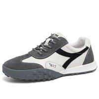 2021 Hombres para mujer Zapatillas para mujer Blanco Blanco Oliva verde marrón gris plateado Transpirable Cómodas Mujeres Zapatillas de zapatillas deportivas Tamaño 38-43-66