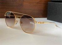 خمر تصميم الأزياء النظارات الشمسية slurprprtickii جولة إطار معدني بسيط وتنوع ضوء ضوء مريحة uv400 نظارات واقية أعلى q