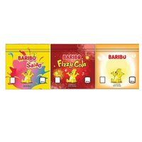 BARIBO Lezzet Çanta Fermuar Çanta SmeProof Depolama Perakende Çanta Kuru Herb Tütün Için Tütün Kokulu DHL