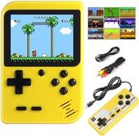 500 в 1 портативной игровой консоли, классические мини-игры Mini Games, портативные ретро видеоигульки, аккумулятор 1020 мАч, аккумулятор 1020 мАч, 2,8-дюймовый цвет ЖК-экран, присутствующий для детей взрослых