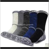 Sports Winter Men Seamless Boots Thicken Thermal Wool Pile Cashmere Snow Socks Climbing Hiking Sport Floor Sleeping For Men1 Tsyr4 Oybae