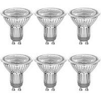 Style moderne # Dimmable LED GU10 Spot Spot ampoule, 5.3W Spotlights 50W équivalent, 3000K blanc chaud, 380 lumens, UL et Energy Star Certified