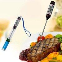 5.9inch Пищевой ЖК-дисплей ЖК-экран Цифровой мясной термометр BBQ Функция для кухни Варить Гриль Конфеты Молочная вода HWF6713