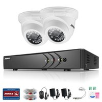 Em 1 CCTV Sistema 4 Canal AHD DVR Surveillance Sistemas de Segurança Warterproof Night Vision IR-Cut TVI Camera Kit DIY