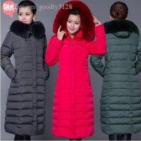 Whole -Hot Winter Jacket Women Down Coat Women 'S Down Jackets 2015 Ladies Winter Coat Long Women Wadded Jacket Plus Size 5xl Lo