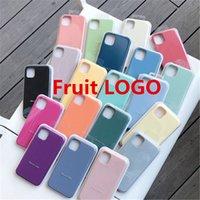 Telefoni cellulari Originali Original Silicone Logo Cases Cover per iPhone 6S 7 8 Plus X XR XSMax 11 12 Mini Pro Max 13mini 13 Pro Promax