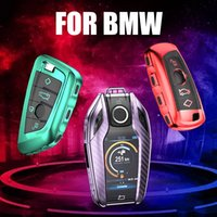 Квалочный чехол для автомобиля Держатель защитника TPU для BMW E46 E90 F30 F10 G05 G30