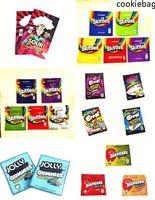 Mylar Airheads Warheads Yaşam Koruyucular Sweetarts ZKittlez Çanta Yeni Skittles Errlli Cannaburst Cheetos Saklama Torbaları
