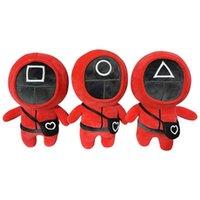 TV Squids jeu jouet poupée poupée poupée créative calmar jeux populaires jouets anime autour