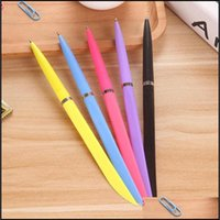 Pens Writing Business & Industrialcute Ballpoint Creative Funny Design Ball Pen Unpacking Knife For Kids Gift Stationery Home School Office