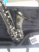 جديد تينور ساكسفون اليابان سوزوكي جودة عالية مات الأسود الموسيقية المهنية لعب تينور ساكس
