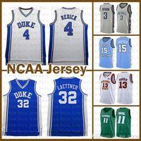 Christian 32 Laettner Basketball Jersey J.J 4 Redick Kyrie LeBron 23 James Irving NCAA Dwyane 3 Wade Kawhi Stephen 30 Curry Leonard College