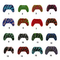 Fidget Pad Gamepads Toy Party Push Bubble Pop Controller Fidgets Cube Hand Shank Game Controllers Joystick Finger Decompression Anxiety Toys