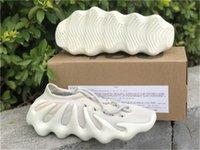 2021 Otantik 450 Bulut Beyaz H68038 Açık Ayakkabı Erkek Kadın Koyu Slate Bulut-Siyah Kanye Batı Dalga Runner Orijinal Kutusu 36-47 ile Zapatos