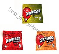 2021ki Bolsa de Punch Mordeduras Budheads Haribo Caribo Mylar Airheads Gashades Infused Gummies Embalaje Empaquetado