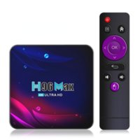 H96 Smart TV Box V11 Android 11 4K Hd Youtube Google Play 5G WIFI Bluetooth Receiver Media Player HDR USB 3.0 4G 32Gb 64Gb TV Box
