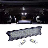 1 PC 오류 무료 LED 독서 조명 돔 램프 자동차 인테리어 키트 자동차 액세서리 BMW E46