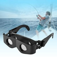10x Фокус Двухместный объектив портативные очки телескоп увеличитель для рыболовных туристов концерт спортивное снабжение бинокль