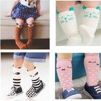Vente en gros de design mélangé Unisexe bébé jambe chaussettes de chaussettes pour enfants scaldamuscoli bambina calentadores piernas genou pads 210529