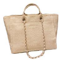 여성 럭셔리 핸드백 디자이너 해변 가방 품질 패션 뜨개질 지갑 숄더 쇼핑 가방 국제 브랜드 totes 레저와 함께 지갑 어깨 큰 토트